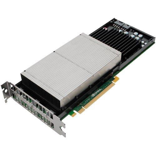 Price comparison product image NVIDIA Tesla K20 - 5 GB GPU Server Accelerator Processing Unit Passive Cooling 900-22081-0010-000