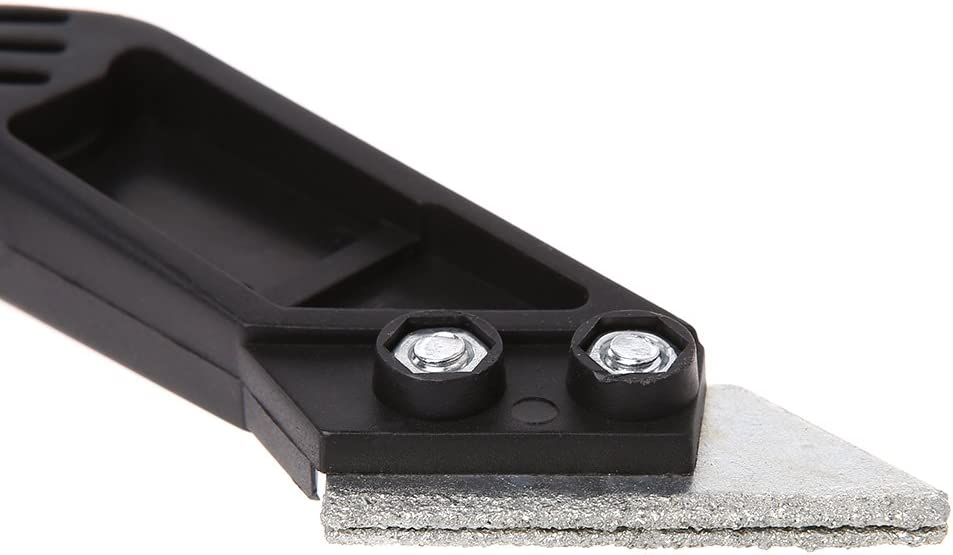Aisumi-1Pc Reinigung Und Entfernung Von Alten M/örtel Handwerkzeuge Professionelle M/örtels/äge Fliesenl/ücke Caulking
