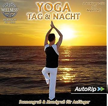 Yoga Tag & Nacht - Sonnengruß und Mondgruß für Anfänger ...