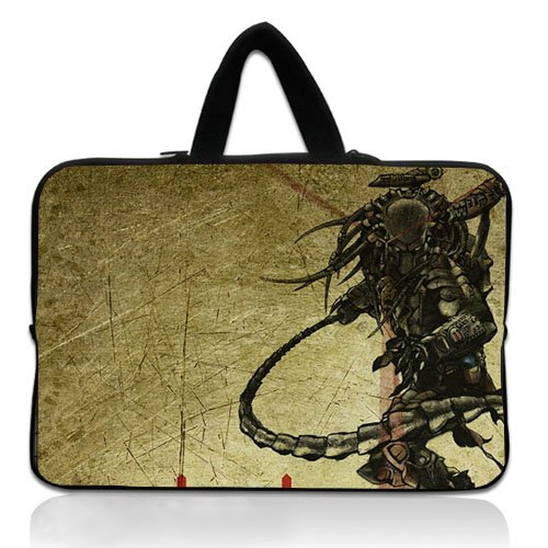 Unique Design 14 Inch Portable Laptop handbag With Alien ...