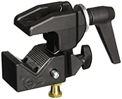Manfrotto 035RL Super Clamp with 2908 St...