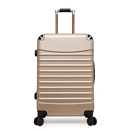21dff0707cf9 Amazon.com : WY-Tong Suitcases Hand Luggage suitcases ABS+PC Student ...