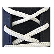 "Round glow in the dark shoelaces high quality 49"" (125cm)"