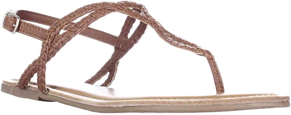 American Rag Womens Keira Open Toe Casual Slingback Sandals
