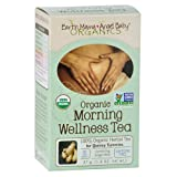 2 Packs of Earth Mama Angel Baby Morning Wellness Tea - 16 Tea Bags