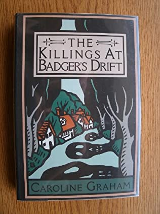 book cover of The Killings at Badger\'s Drift