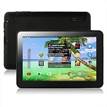 Tablet PC Pantalla táctil 9 Quad Core Android 4.4 KitKat ...