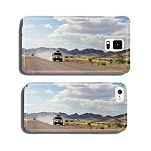 Driving in a dirt road, Namibia cell phone cover case iPhone6 Plus