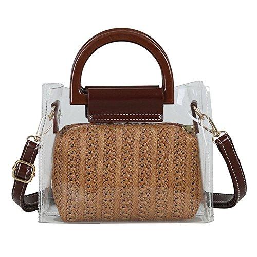 Affeco Womens Shoulder Bag One Size No. 1