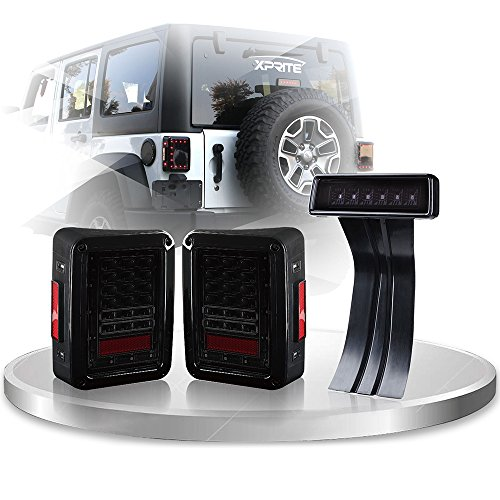 Jk Wrangler Led Tail Lights