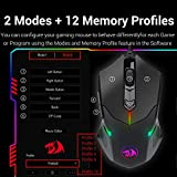 Redragon M601 RGB Gaming Mouse Backlit Wired