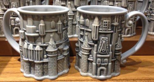 Disney Parks Castle 3D Mug - Disney Parks Exclusive & Limited Availability