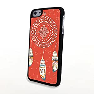 linJUN FENGGeneric Popular Dream Catcher Vintage Classical Carrying Case for PC Phone Cases fit for iphone 4/4s Cases Matte Plastic Cover Hard Phone Shell Protector