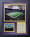 "Legends Never Die ""Minnesota Vikings"" Framed Photo Collage, 11 x 14-Inch"