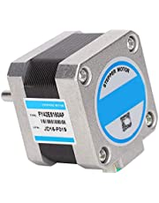 Stepper Motor, 2 Phase Imported Rotor Glue Stepping Driver for NEMA17 Replacement