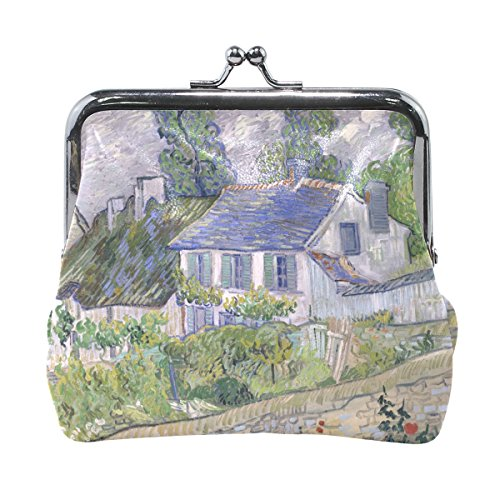 Coin Purse Vincent Van Gogh Wallet Buckle Clutch Handbag For Women Girls Gift