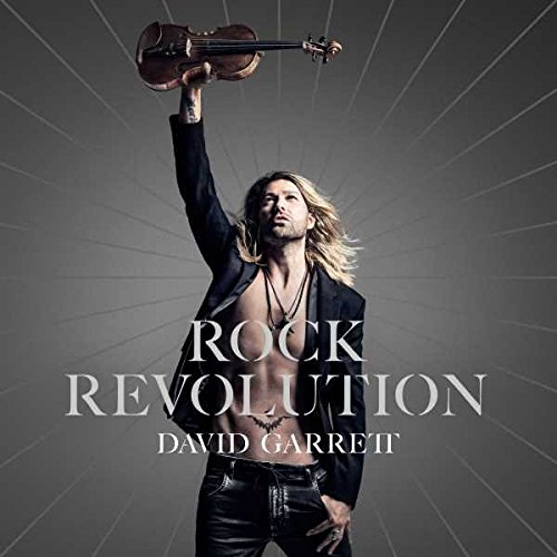 Vinilo : David Garrett - Rock Revolution (2 Disc)