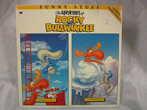 The Adventures of Rocky and Bullwinkle Banana Formula - The Weather Lady