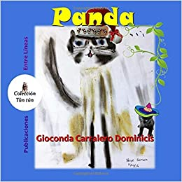 Panda (Spanish Edition): Gioconda Carralero Dominicis: 9781727097122: Amazon.com: Books