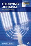 Studying Judaism : The Critical Issues, Wright, Melanie J., 0826497187