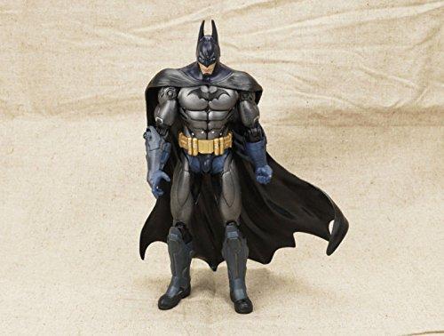 [DC COMICS ARKHAM ORIGINS BATMAN ACTION FIGURE DARK KNIGHT SERIES 1] (Authentic Catwoman Costumes)