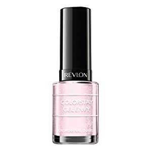 Revlon ColorStay Gel Envy Longwear Nail Polish, with Built-in Base Coat & Glossy Shine Finish, in Pink, 030 Beginner's Luck, 0.4 oz