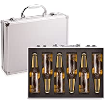 Sleek Insulated Beer Briefcase