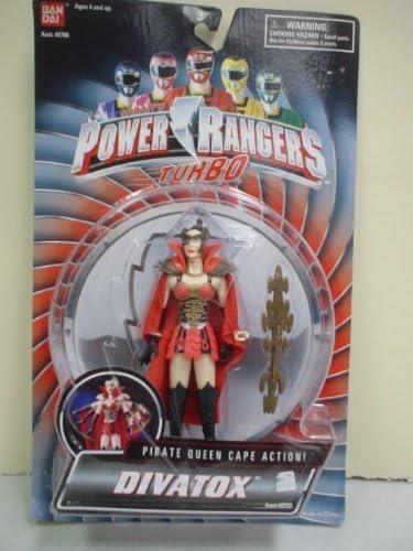 Amazon.com: Power Rangers Divatox Turbo Ranger 5.5
