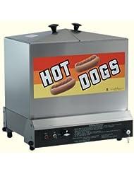 Super Steamin Deamon For Hot Dogs