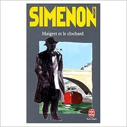 Book Maigret Et Le Clochard