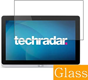 """Synvy Tempered Glass Screen Protector for Acer Iconia Tab W700 11.6"""" Visible Area Protective Screen Film Protectors 9H Anti-Scratch Bubble Free"""