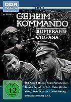 Geheimkommando Bumerang/Geheimkommando Ciupaga (DDR TV-Archiv) [4 DVDs]