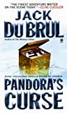 Front cover for the book Pandora's Curse (Philip Mercer) by Jack Du Brul
