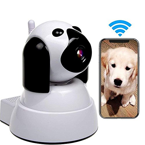 - Yooan WiFi IP Camera 720P HD Wireless Camera Baby Pet Monitor Surveillance Home Security Camera Nanny IP Cam Pan/Tilt with Motion Detection Two-Way Audio Night Vision