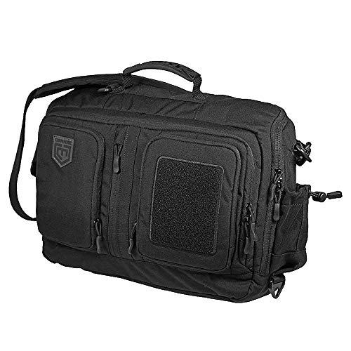 Cannae Pro Gear Viator Messenger Bag, Color Black