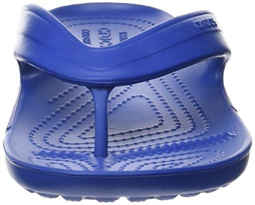 Crocs Unisex Klassischer Flip Flop Blaue Jean