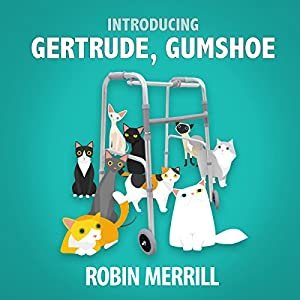 Introducing Gertrude, Gumshoe Audiobook