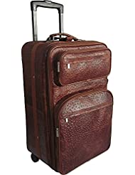 AmeriLeather 25 Expandable Suitcase with Wheels