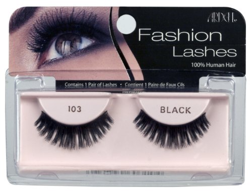 Ardell Fashion (Ardell Fashion Lashes Pair - 103 (Pack of 4))