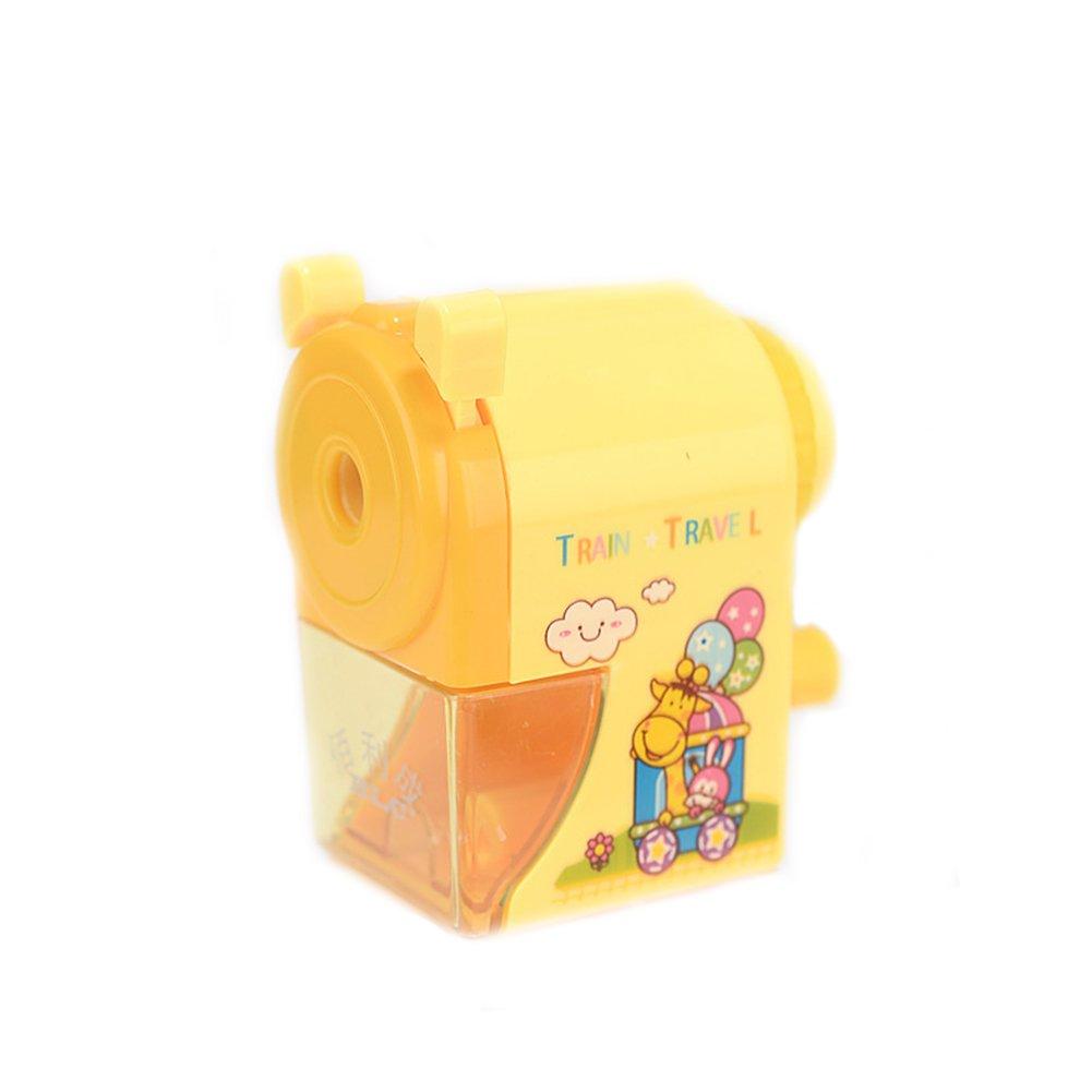 oyfel temperamatite Mecanique kawaii Mignon Rosa in plastica per bambini ragazzo ragazza Ecole 1pcs 8 * 4.5 * 8.4cm blu