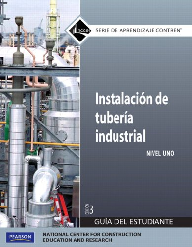Pipefitting Level 1 Trainee Guide in Spanish (Domestic Version) (3rd Edition)
