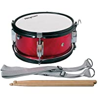 "Hayman 10"" Red Junior Marching Snaredrum · Marching Snare"