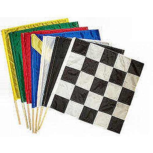 Sports Flags Pennants Company Racing Flag Junior Set with 30