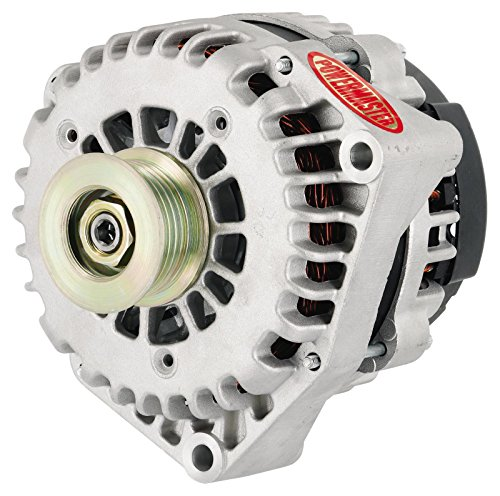 - Powermaster 48237 High-Amp Alternator