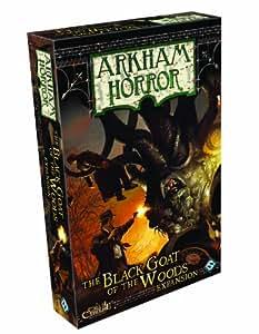 Arkham Horror: Black Goat of the Woods Expansion