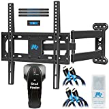 Best Brackets For Wall Mounts - Mounting Dream Full Motion TV Mount for 26-55 Review