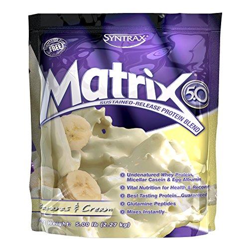 Matrix5.0, Bananas & Cream, 5 Pounds