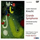 Knecht: Grande Symphonie- Orchestral Works and Arias