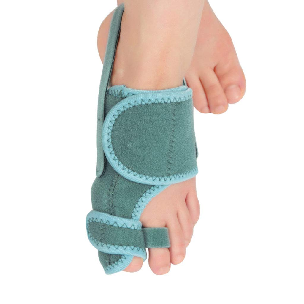 DONGBALA Feet Bunion Corrector, Adjustable for Hallux Valgus and Night Pain Relief Overlapping Toe Bending Unisex,Left