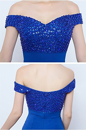 Schlauch Kleid Drasawee Damen Damen Blau Drasawee xZTnwnIt